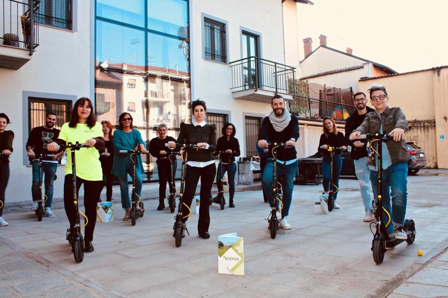 Aceper per la mobilità sostenibile