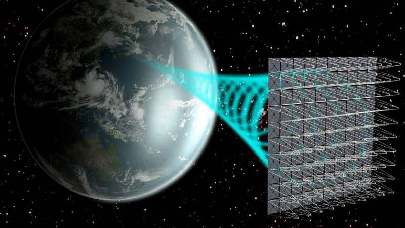 Fotovoltaico nello Spazio: l'innovativo progetto del Pentagono