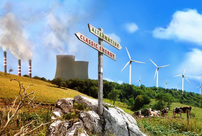 Energie rinnovabili: 4 volte più economiche rispetto al nucleare