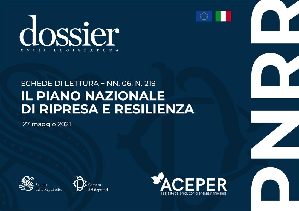 Il piano nazionale di ripresa e resilienza – 27 Maggio 2021